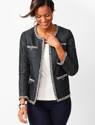 73441b090a8 Petite Jackets and Outerwear