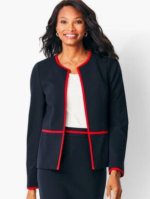 Italian Luxe Knit Jacket