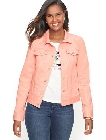 Classic Jean Jacket - Solid