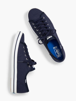 Keds™ Kickstart Canvas Sneakers