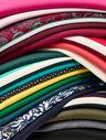 Pima Cotton Long-Sleeve Scoopneck