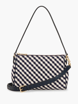 Check Handbag Collection - Crossbody