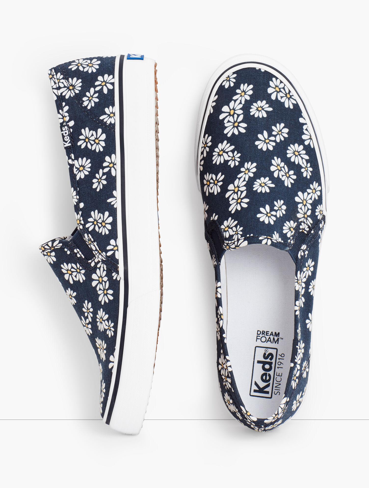 Keds® Double Decker Slip-On Sneakers