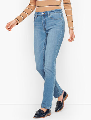 Straight Leg Jeans - Fillmore Wash
