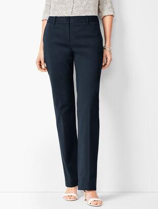 840576c2fd92 Cotton Double-Weave Barely Boot Pants