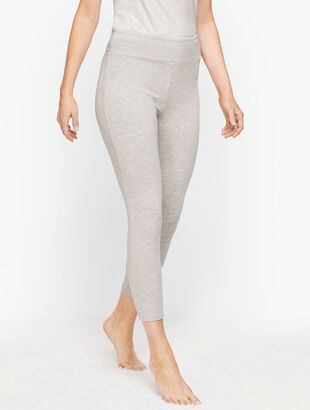 Cozy Soft Pedal Pusher Leggings