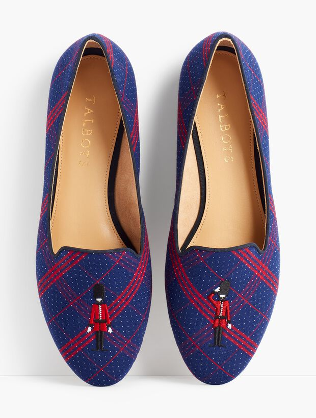 Ryan Loafers - Plaid