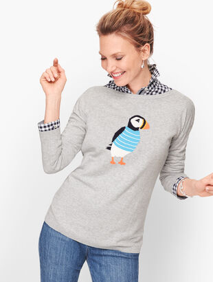 Puffin Sweater