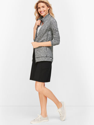 Oxford Piqué Jacket
