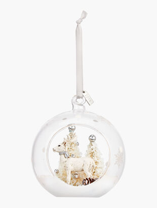 Woodland Scene Ornament
