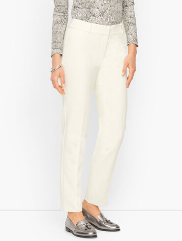Talbots Hampshire Ankle Pants - Lined