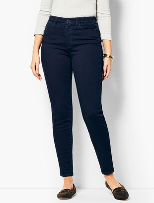 Comfort Stretch Denim Jeggings - Curvy Fit/Rinse Wash