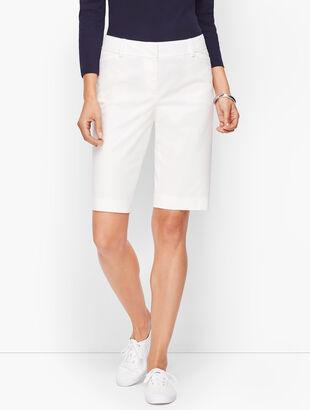 Perfect Shorts - Bermuda Length