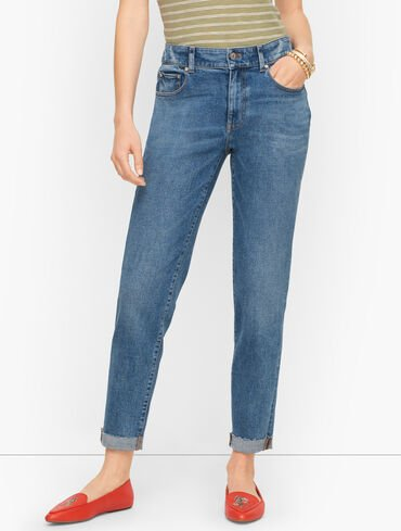 Everyday Relaxed Jeans - Eventide Wash