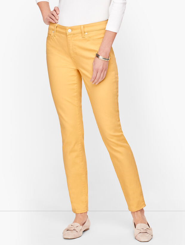 Slim Ankle Jeans - Colors