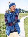 Authentic Talbots Tee - Frosty Stripe