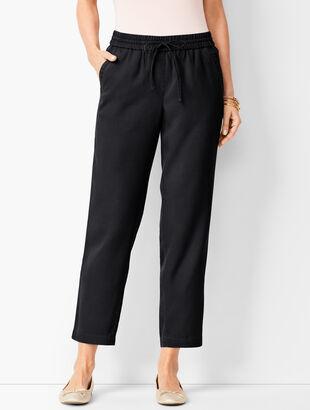 Tencel(TM) Easy Ankle Pants