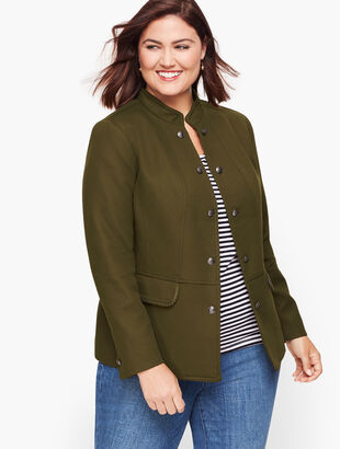 Ashley Twill Jacket