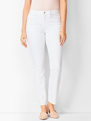 Slim Ankle Jeans - Curvy Fit