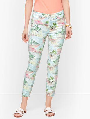 Jegging Crops - Coastal Beaches