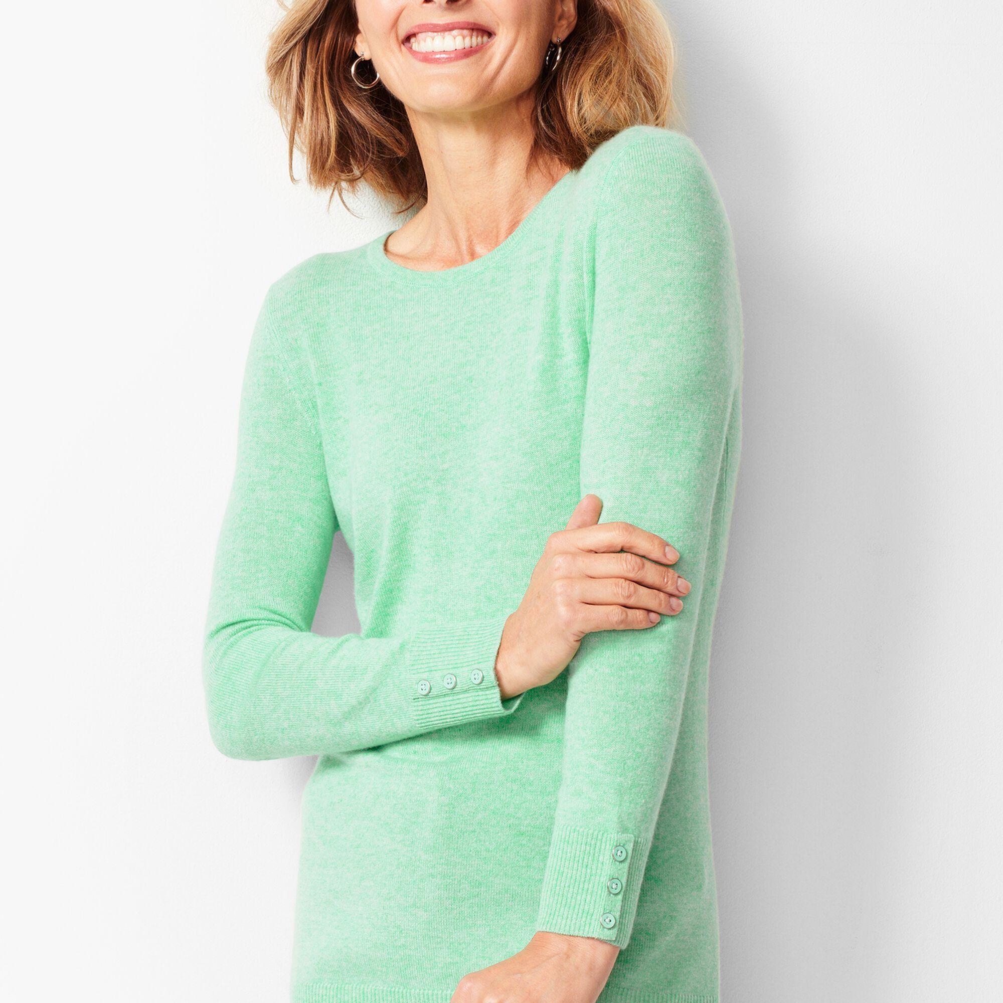 7a596c464 Cashmere Crewneck Sweater