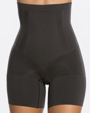 Plus Size Spanx(R) OnCore High-Waist Mid-Thigh Short