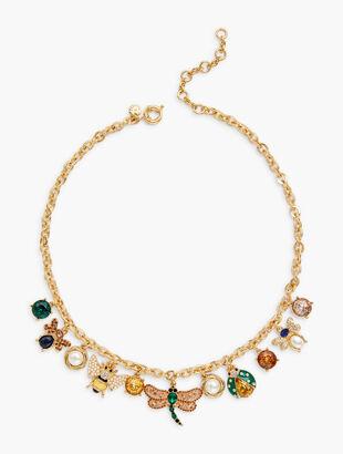 Gardener Charm Necklace