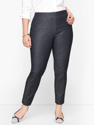 Talbots Essex Pants - Polished Denim