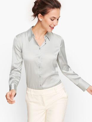 Charmeuse Soft Shirt