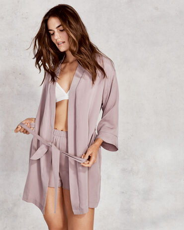 Natural Luxe Robe