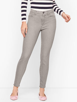 Jeggings - Curvy Fit - Pewter Wash