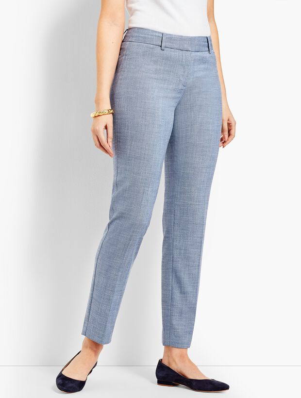 Talbots Hampshire Ankle - Curvy Fit/Chambray