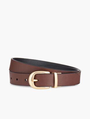 "1"" Reversible Belt"
