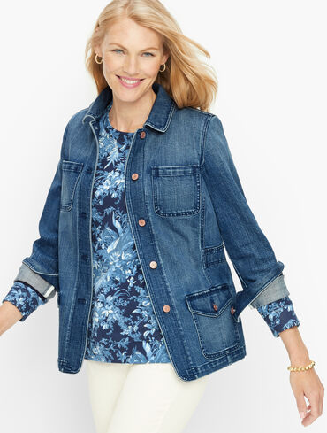 Workwear Jean Jacket