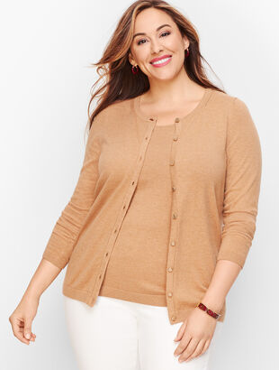 Charming Cardigan - Hidden Stripe
