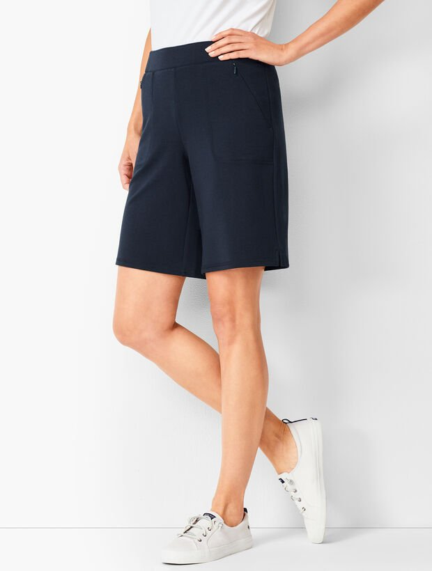 "9"" Essential Terry Shorts"