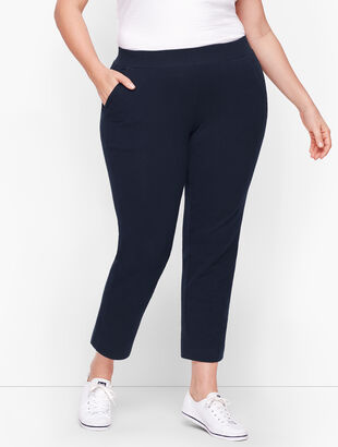 Everyday Yoga Side Seam Ankle Pants