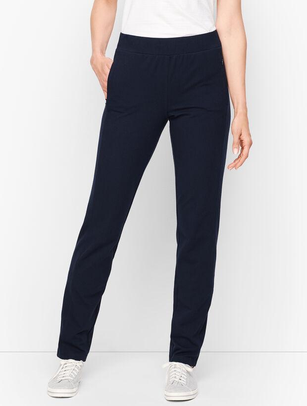 Everyday Straight Leg Yoga Pants - Long