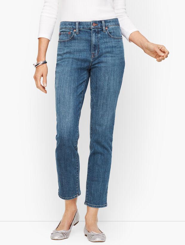 Modern Ankle Jean - Genuine Medium Wash