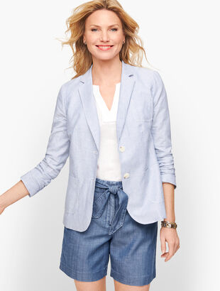 Summer Blazer - Stripe