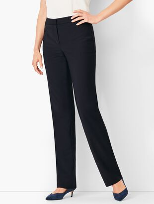 Seasonless Wool Barely Boot Pants