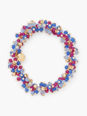 Cheerful Beads Stretch Bracelet