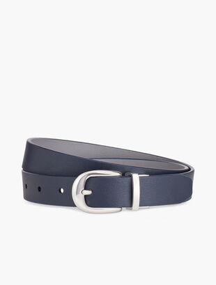 """Plus Size 1"""" Reversible Belt"""