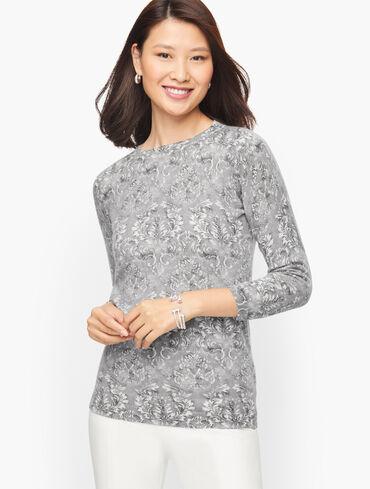 Audrey Cashmere Sweater - Beautiful Baroque
