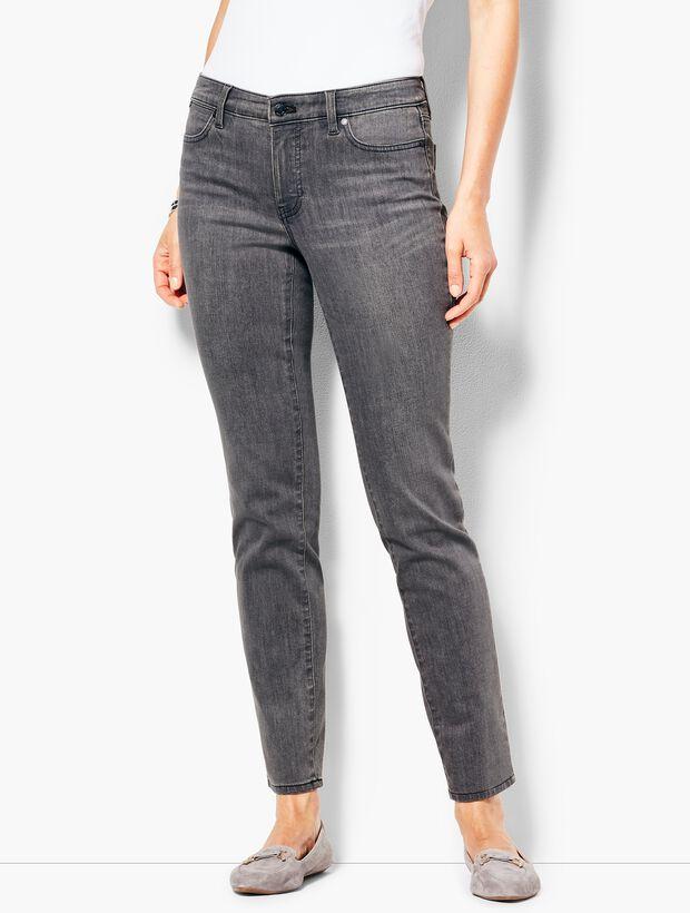 c8566a07c71be2 Images. Slim Ankle Jeans - Luna Grey