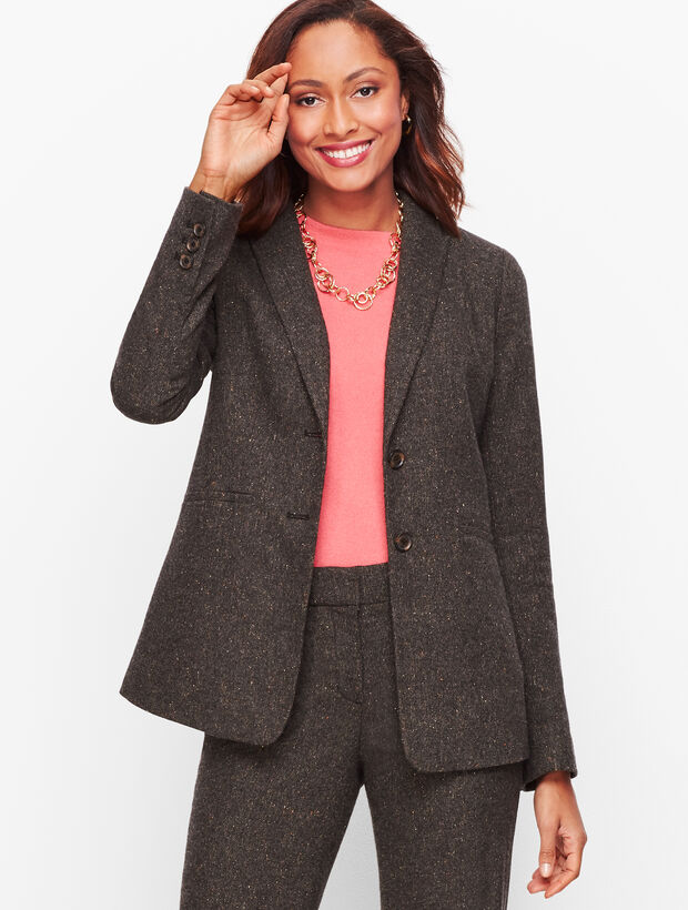 Luxe Donegal Blazer