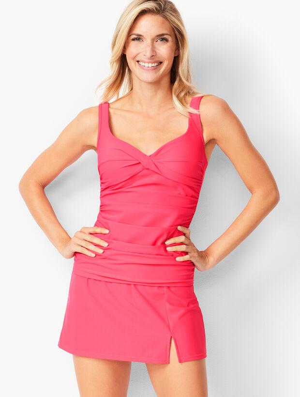 Miraclesuit(R) Marina Tankini Top - Solid