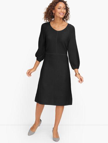 Pure Merino Sweater Dress