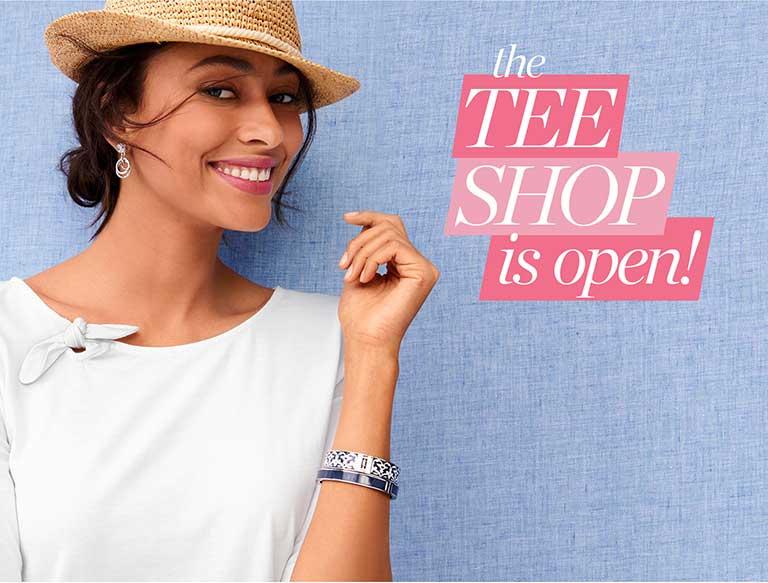 Let You Shine Through. Shop New Arrivals.