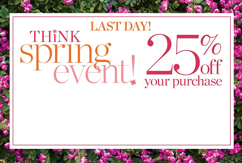 Think Spring Event